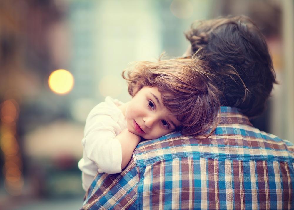 Protecting children against untrustworthy spouse